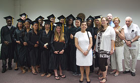 22 Students graduate from GED program at SMOC