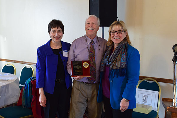 Ed Cannon Receives Award from MetroWest Advocacy Coalition