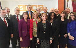 Governor Baker Visits SMOC to Announce 'Urban Agenda' Award
