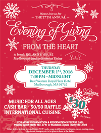 Evening Of Giving
