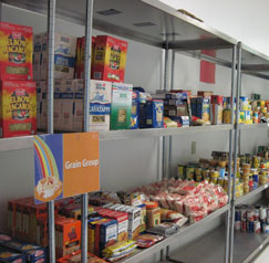 Emergency Food Pantry