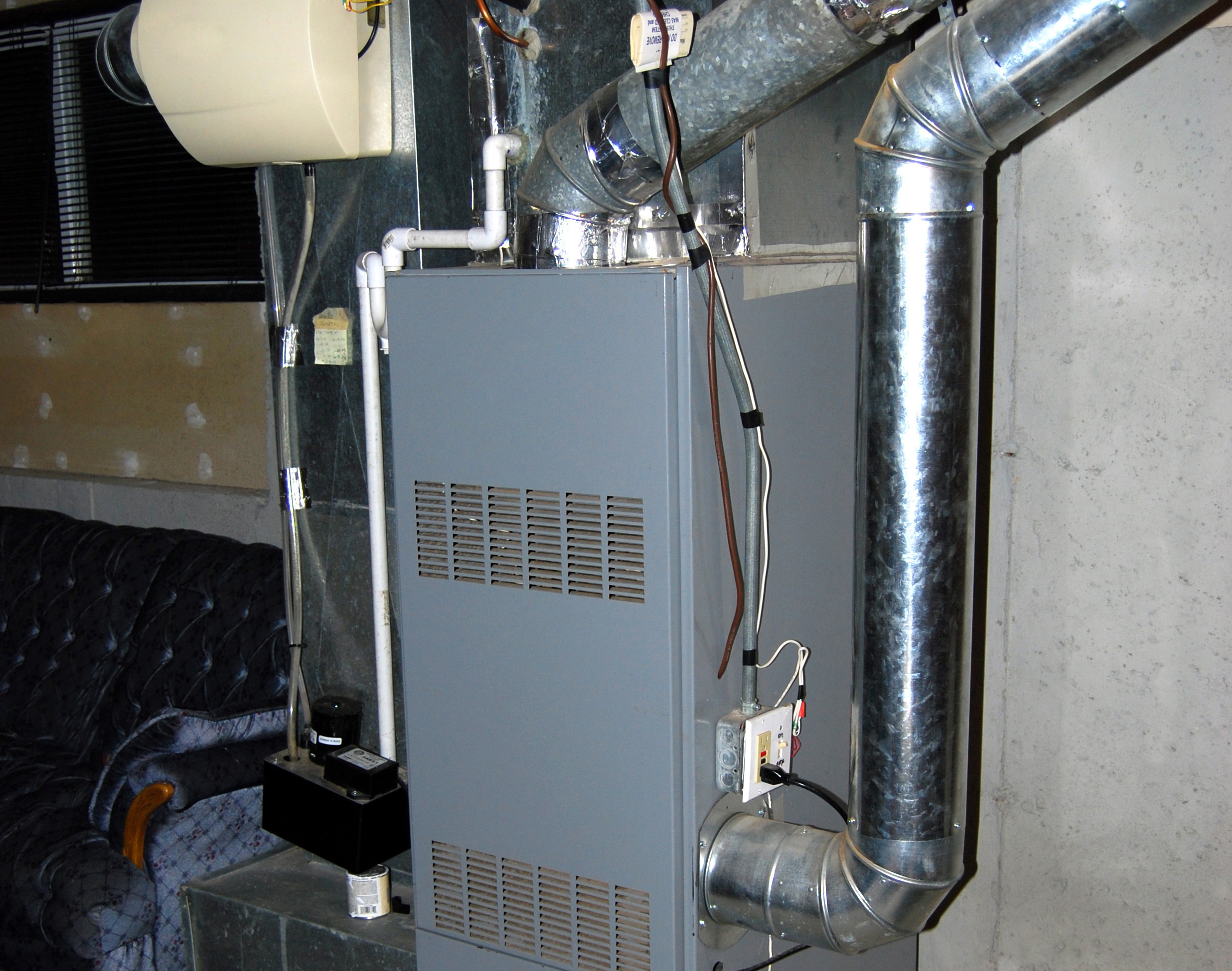SMOC Heating System Repair/Replacement Program