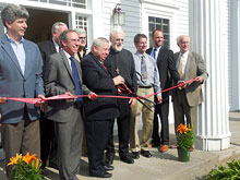 SMOC Celebrates Opening of 266 Main Street, Oxford, MA.